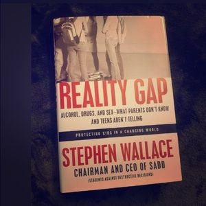 Reality Gap Stephen Wallace (2008) Hardcover Book